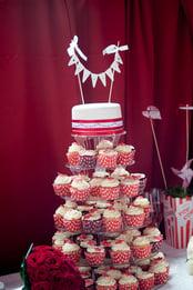 wedding cake without sugar in ireland cupcakes