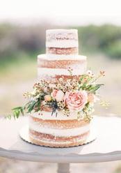wedding cake without sugar in ireland